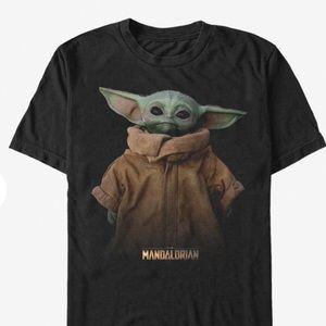 The Mandalorian Baby Yoda Tee Shirt